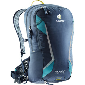 Deuter Race EXP Air Rugzak 14+3l, navy-denim